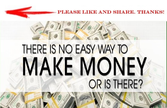 Making Money Online – The Easy Way