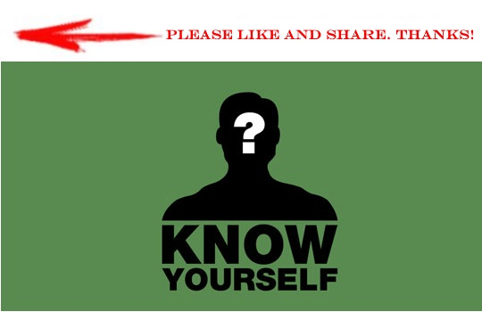 Do You Know Yourself?