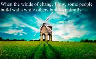 Home business – The Wind Of Change
