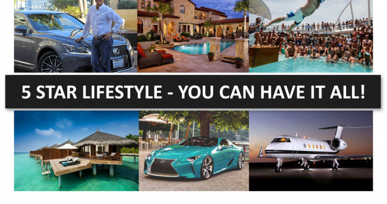 Everything You Will Ever Need In Life Financially Is Here Now…..