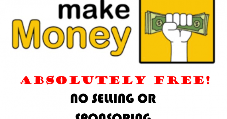 How To Make Money Online Absolutely Free