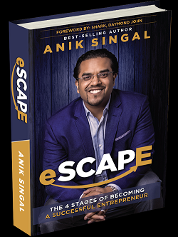 Escape by Anik Singal