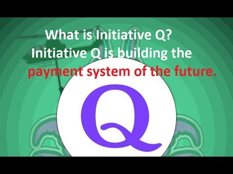 Initiative Q Gives Away Money With No Obligations…