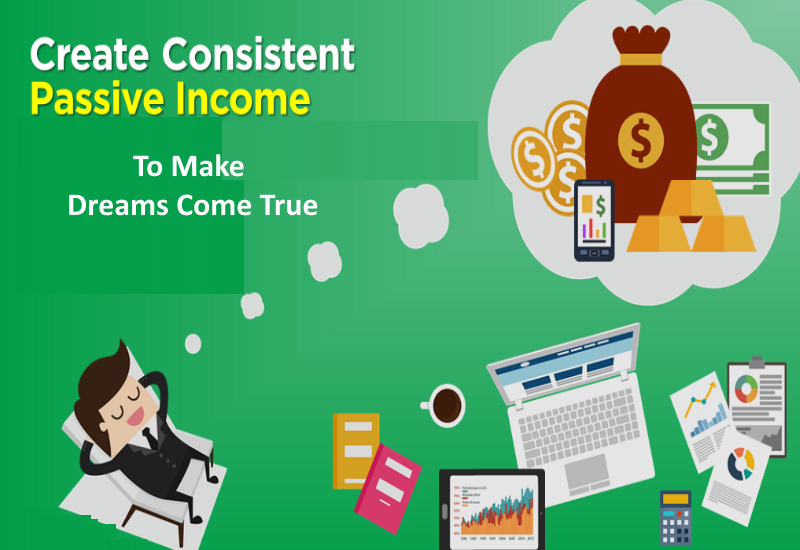 New Passive Income Plan Launch – Friday November 16th 2018