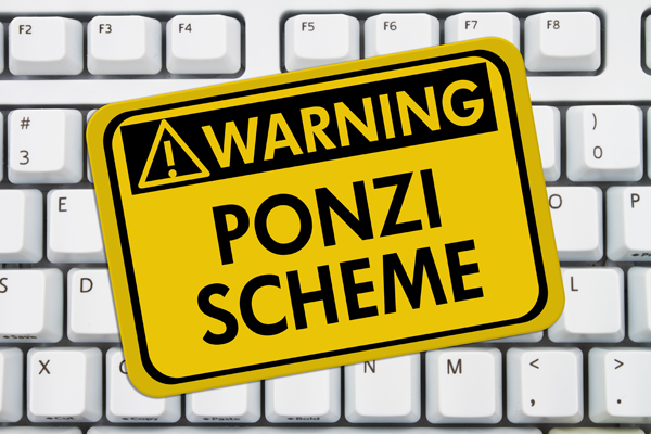 How To Spot A Ponzi