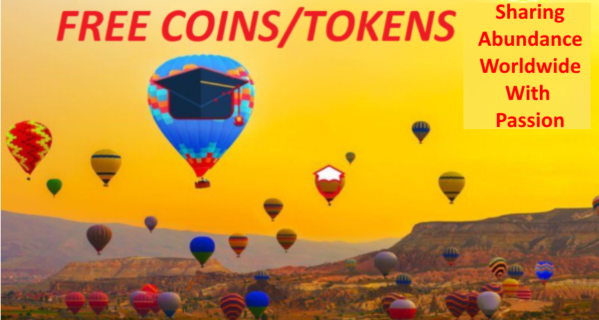 Claim Your FREE Tokens