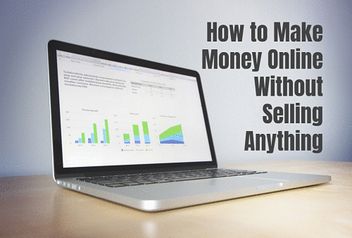Make Money Without Selling!