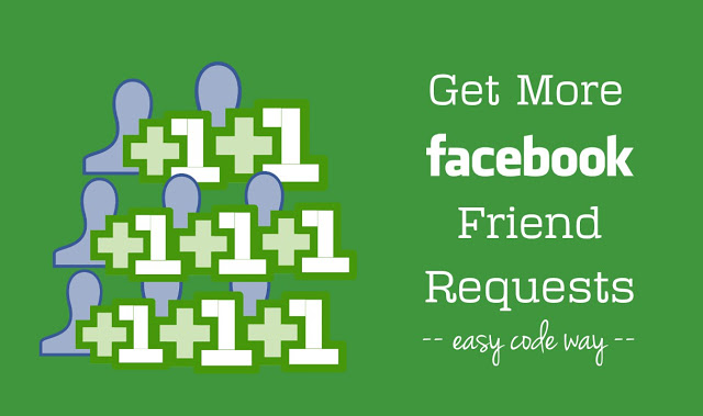 Getting Facebook Friends Made Easy