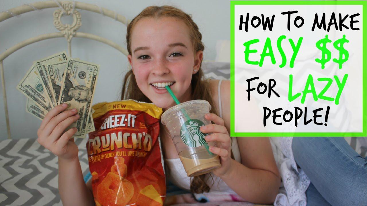Make Money Online – The Lazy Way