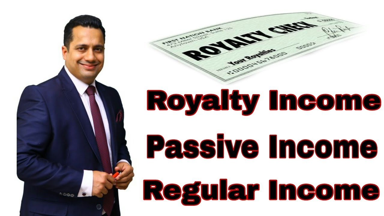 Passive Royalty Income For Life