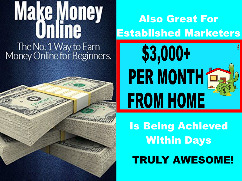 The Best Way For Anyone To Make Money Online