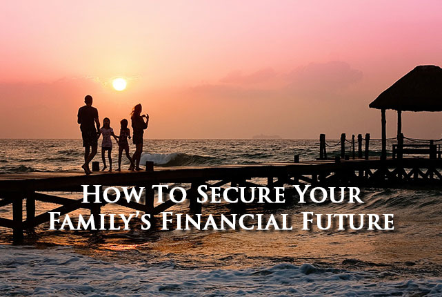 Securing Your Future….