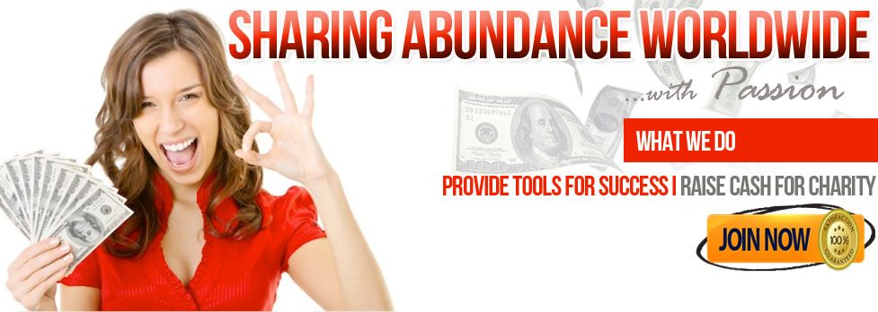 Sharing Abundance Worldwide With Passion!