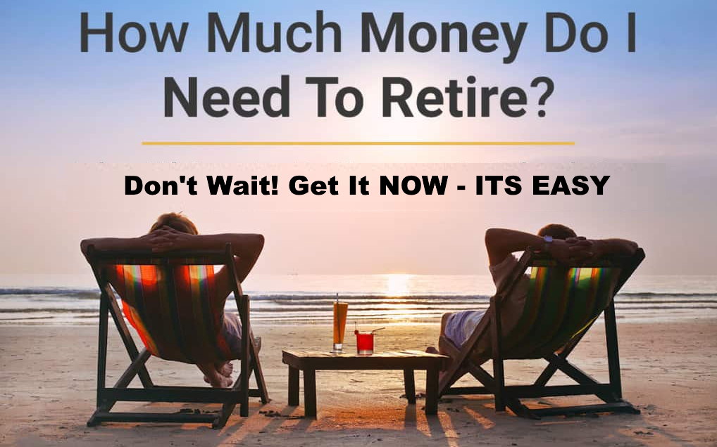Easy Retirement Plan Anyone Can Afford And Use