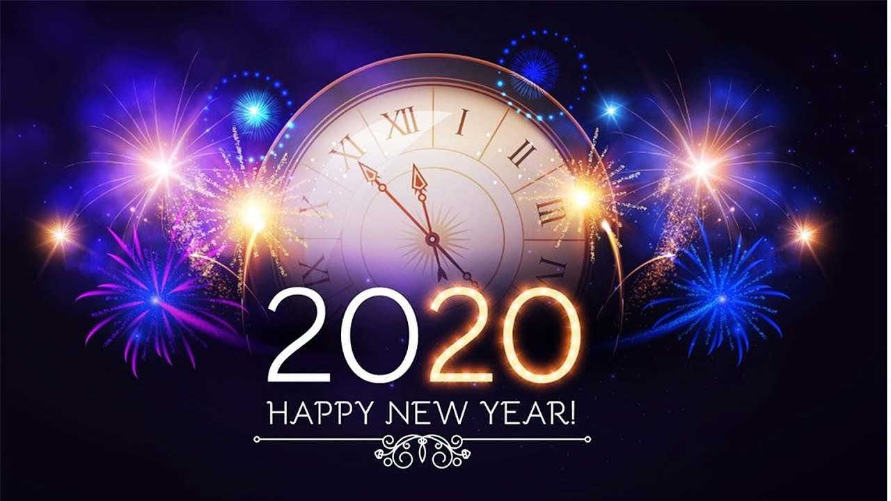 A New Year's Message…