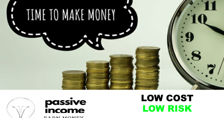 Low Cost, Low Risk Passive Income