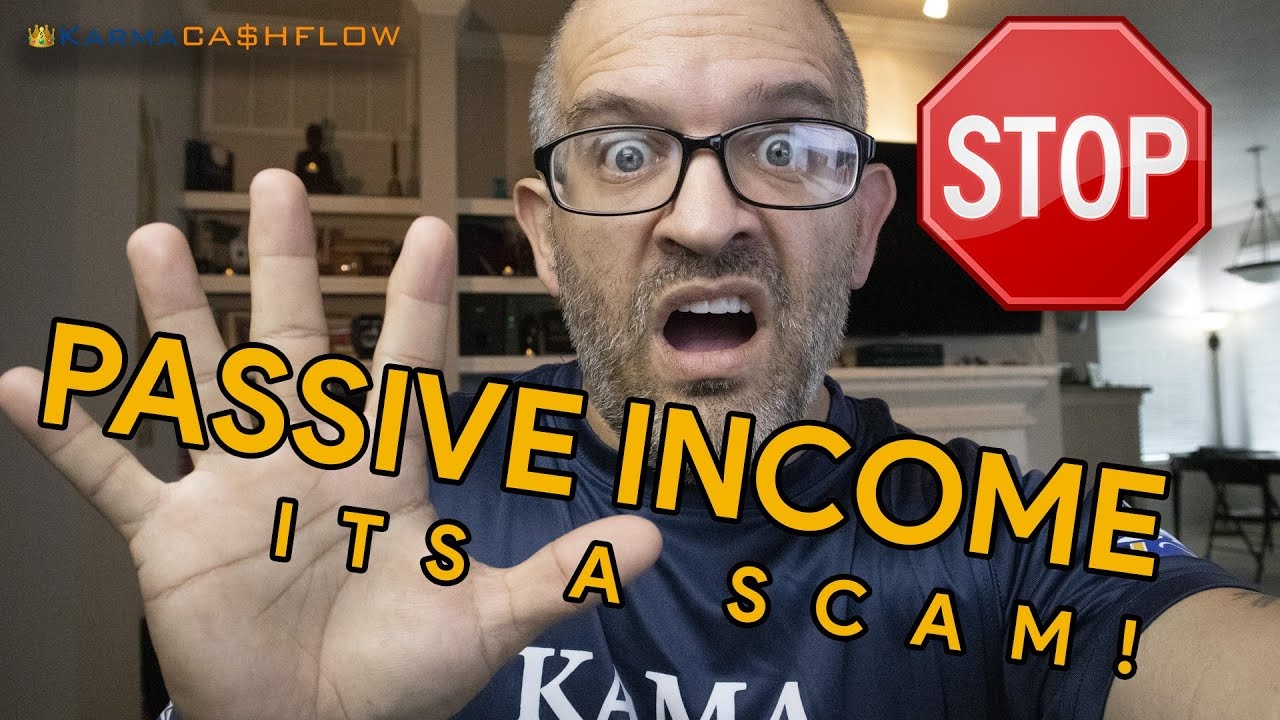 Passive Income – Is It Really Available?