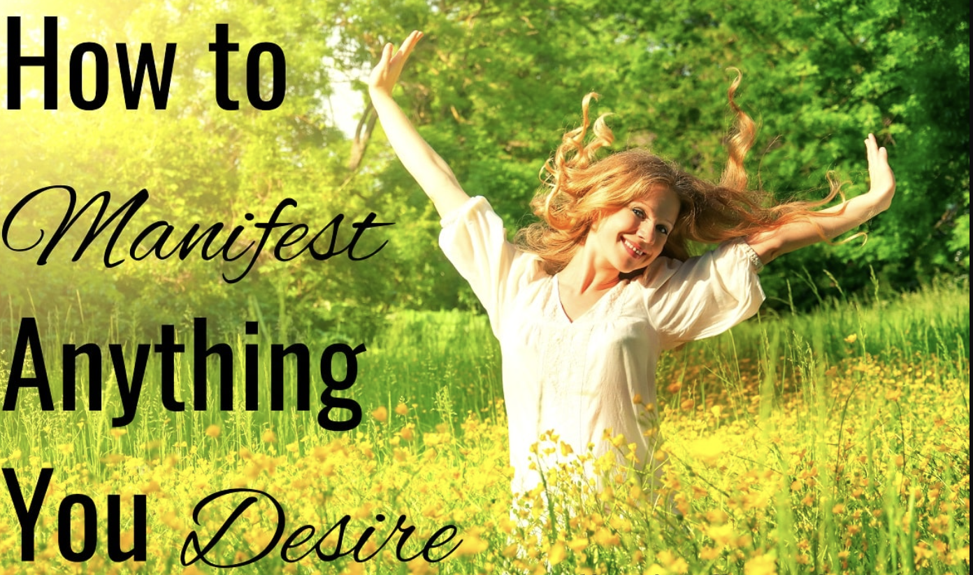 The Automatic Way To BE, DO And HAVE ALL YOU DESIRE…