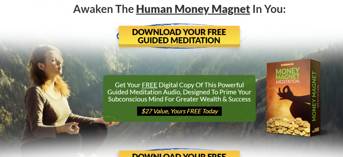Become An Automatic Money Magnet (FREE)